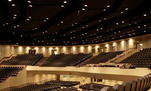 Auditorium for Event